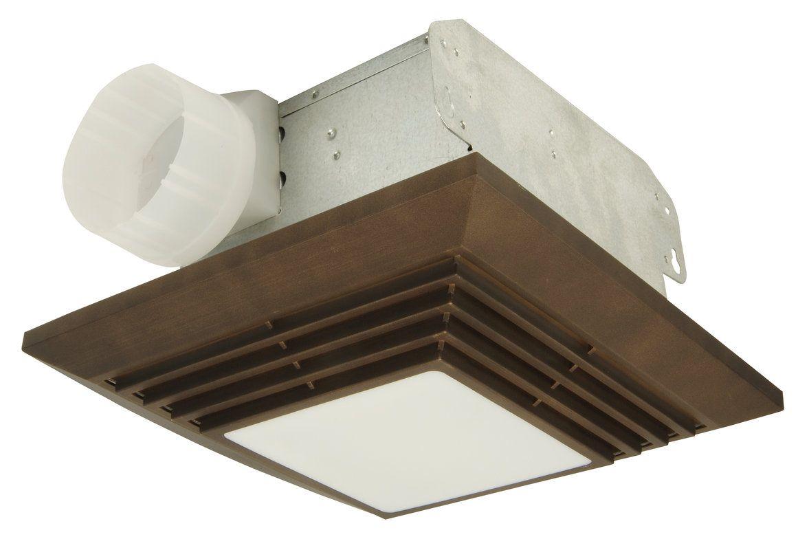 ceiling fan bathroom