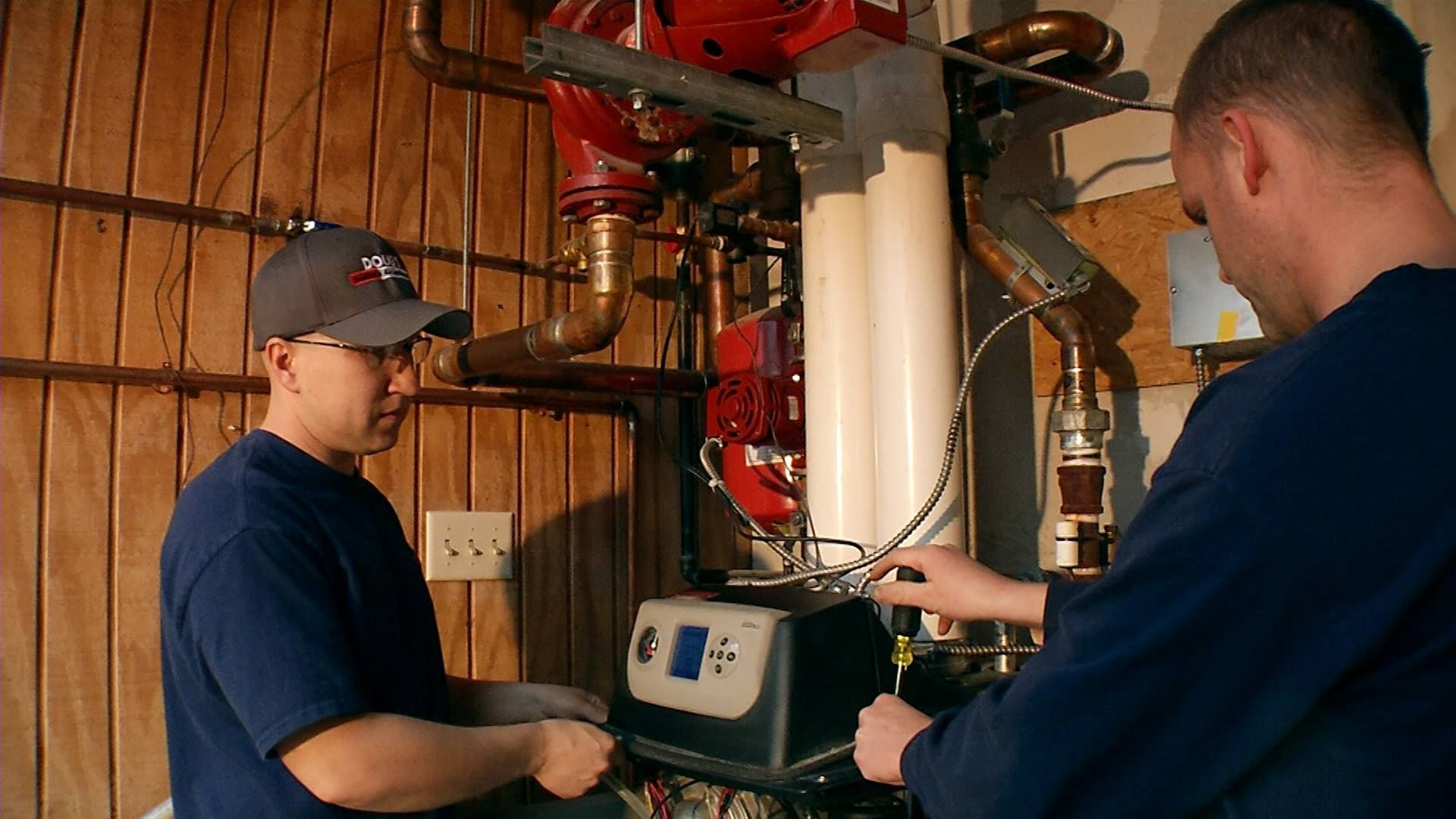 Doug S Heating And Air Conditioning Invests In Quality In