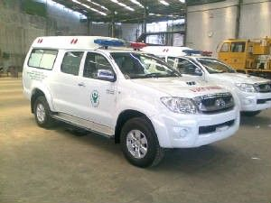 Spesifikasi Ambulance Toyota Hilux Karoseri Ambulance Toyota Hilux Ambulans Toyota