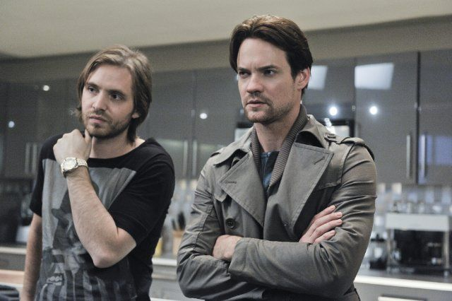 Okay, Two Guys I Kinda Have A Crush On. Left To Right