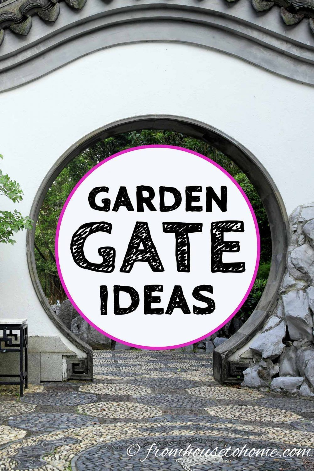 Creative Garden Gate Ideas For A Beautiful Backyard