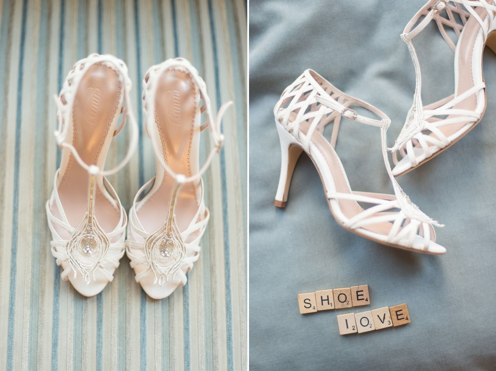 11b9c01e8f9 Cancello the Beautiful New Collection of Bridal Shoes and Accessories from  Emmy London