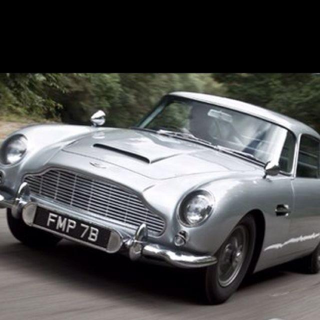 #car Aston Martin DB5.. If Only!