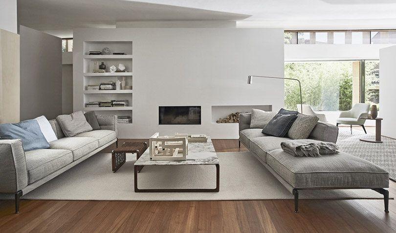 Top 5 Italian Sofa Brands Divani