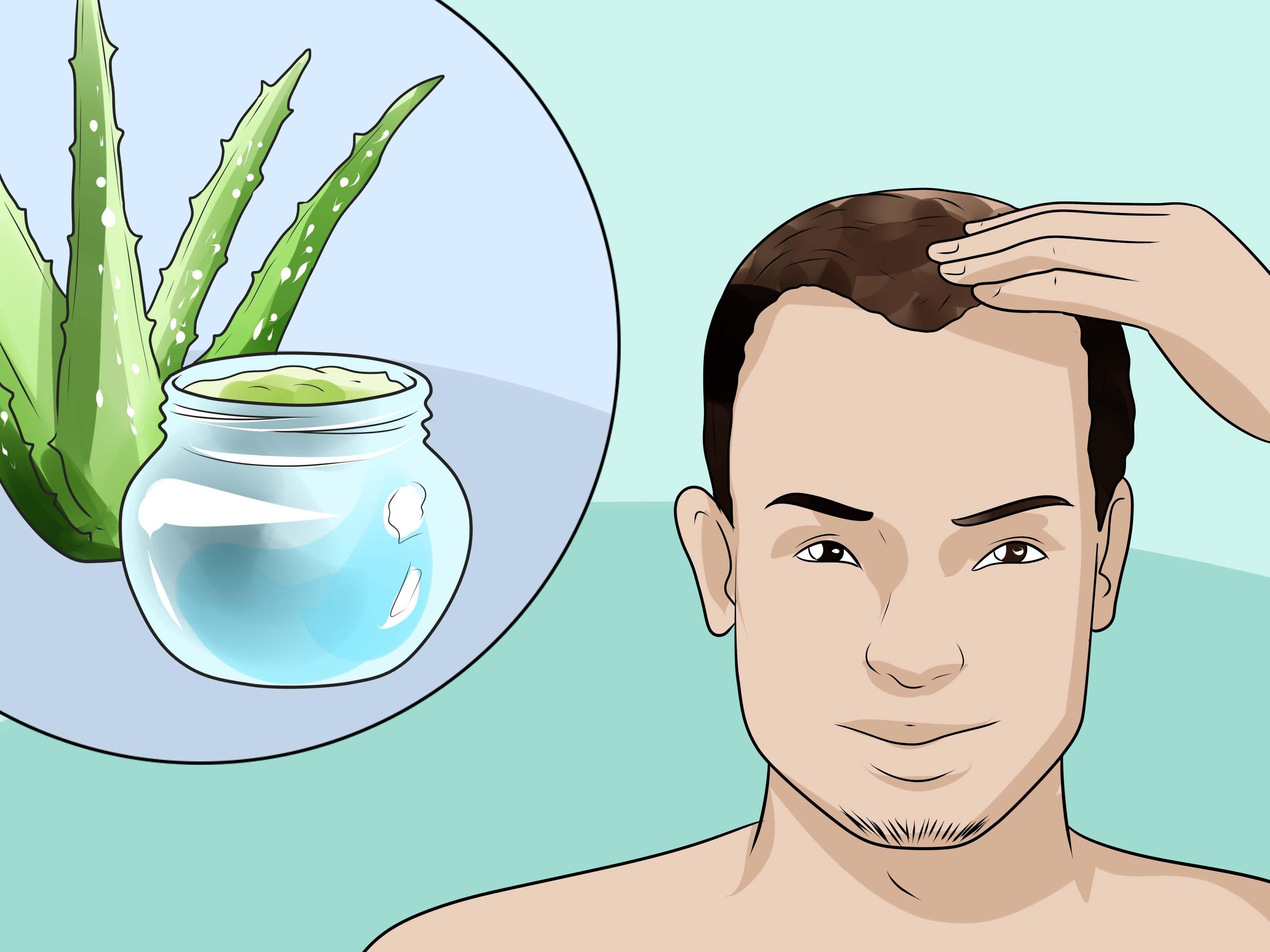 Treat Male Pattern Hair Loss Reverse hair loss, Stop