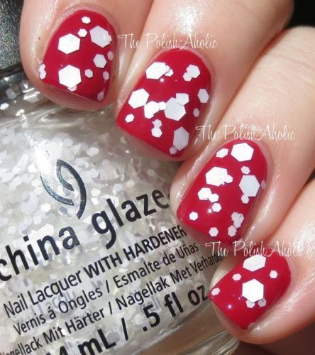 China Glaze Nail Art Designs