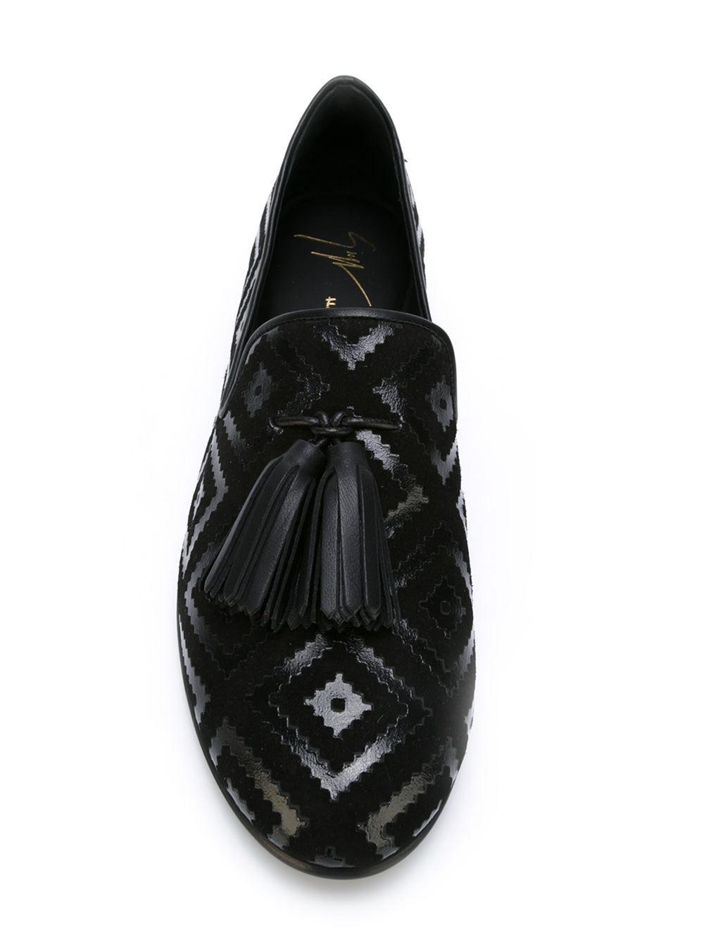 00c7989694633 Giuseppe Zanotti Design  David  loafers Chaussure Classe, Chaussures De  Luxe, Conception De