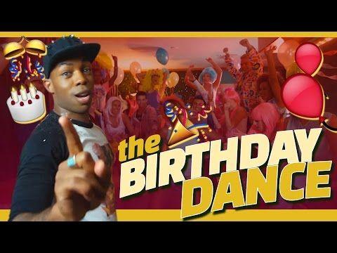 The Birthday Dance by Todrick Hall (#TodrickMTV) - YouTube