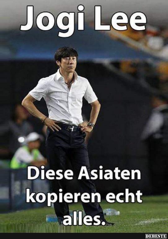 Asiaten Witze