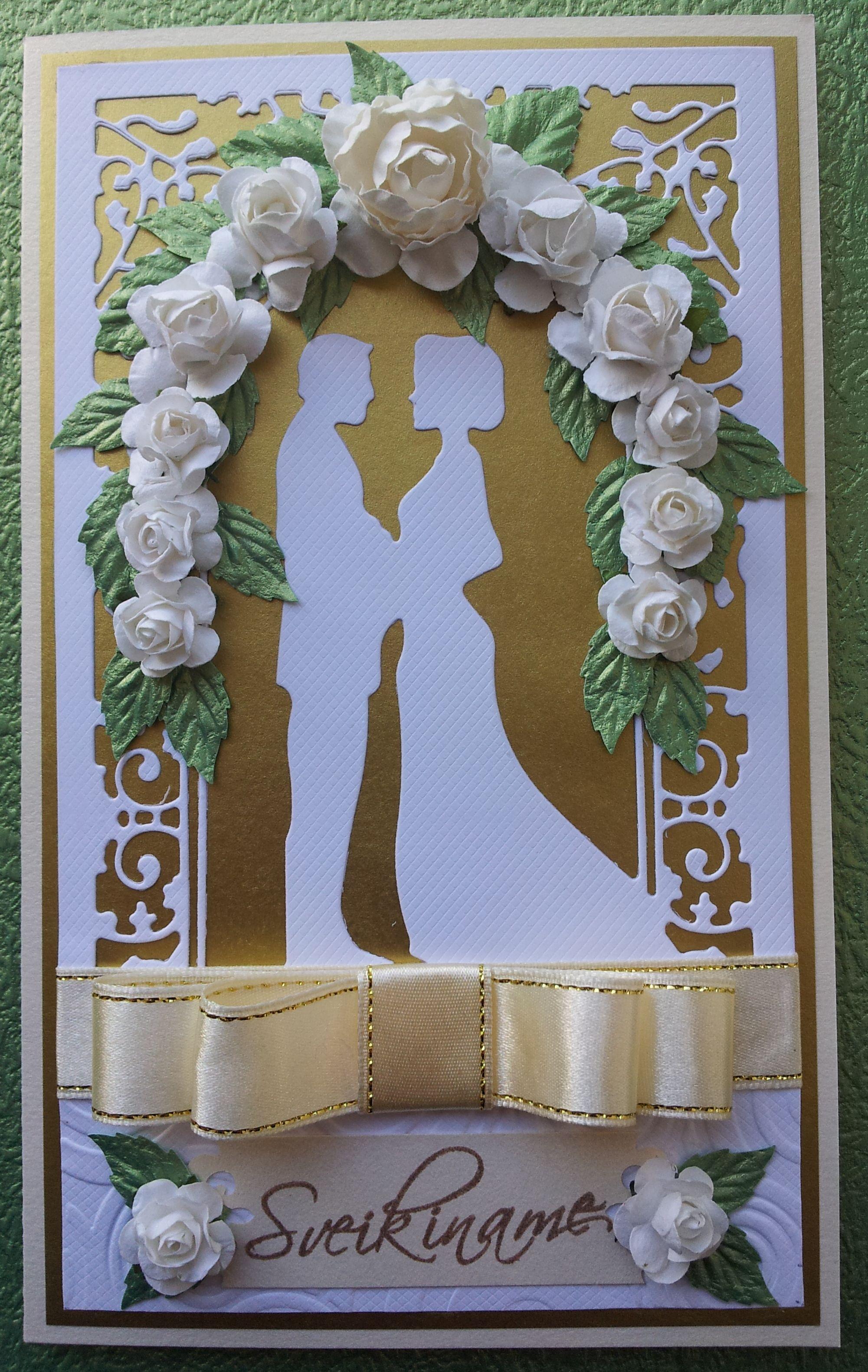 Открытка с 15 летием свадьбы своими руками
