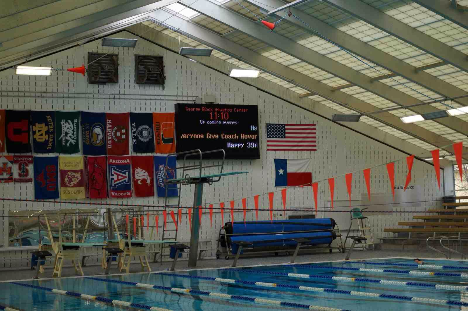 Block Pool San Antonio Tx Olympic Diving Rescue Diver Diving