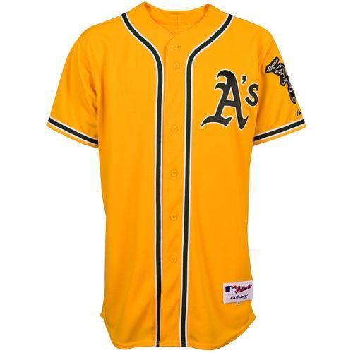 promo code 83ca7 a567b Oakland Athletics Authentic Alternate 2 Jersey - MLB.com ...