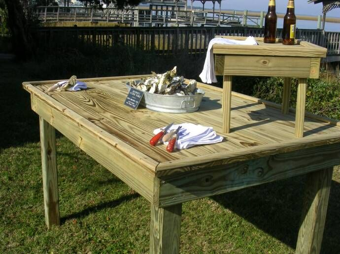 The Edisto Oyster Table