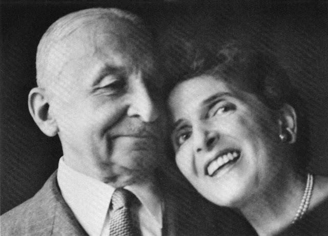 Ludwig and Margit von Mises | Von mises