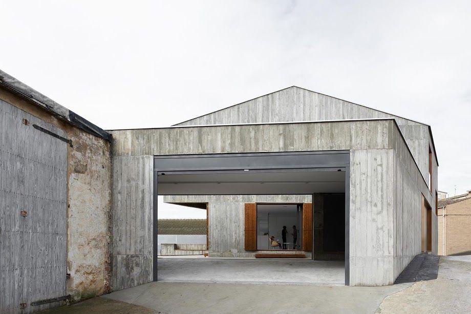 a f a s i a: alcolea+tárrago arquitectos