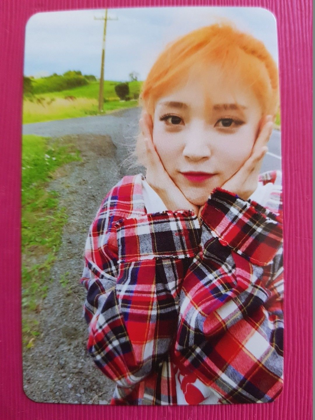 11.39 Mamamoo Moonbyul Authentic Official Photocard