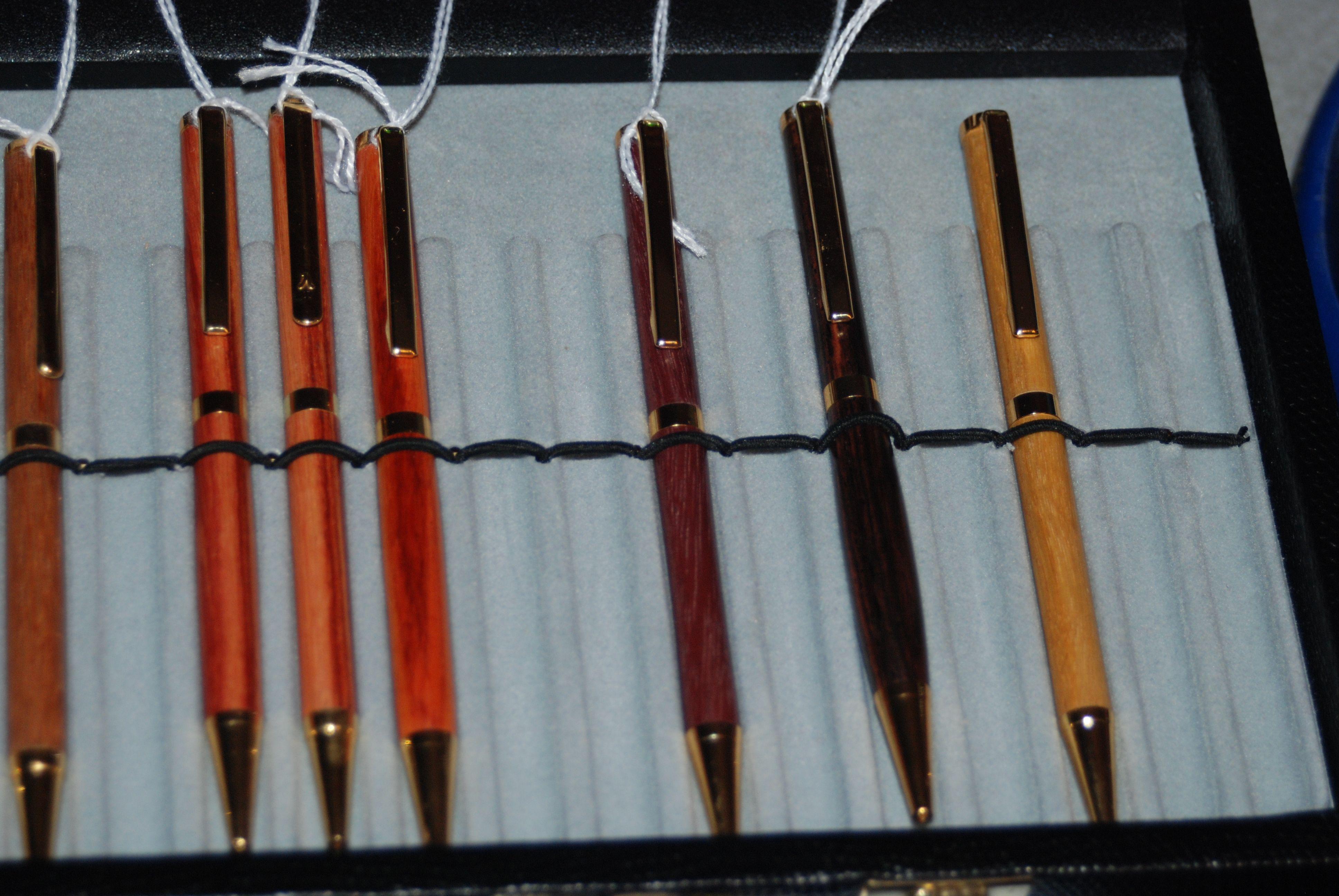 Group 1 Teacher's pens 2011