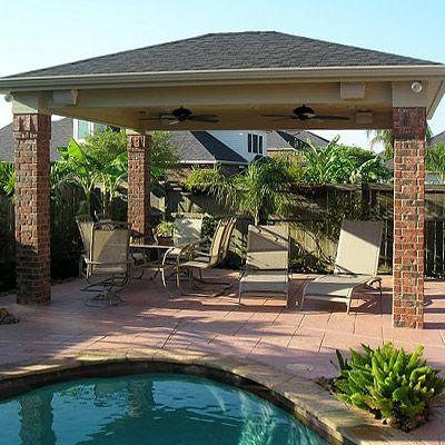 Outdoor Kitchens Houston Porch Houston Pavers Houston Patio Covers Arquitetura Ideias
