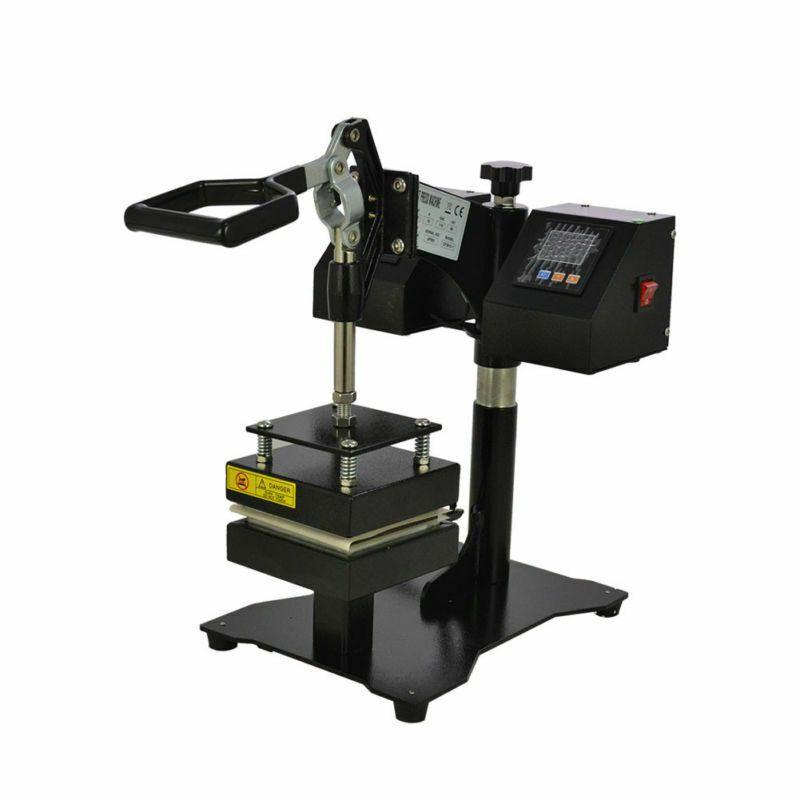 High Quality Rosin Heat Press Machine Dual Heating Elements Swing