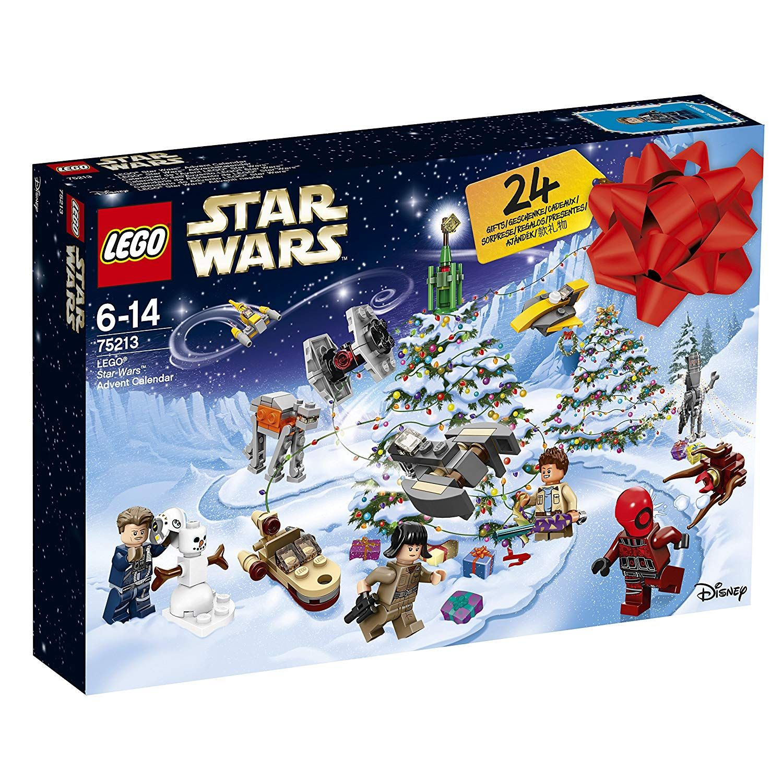 Lego 75213 Star Wars Adventskalender 2018 Alle Offiziellen Bilder
