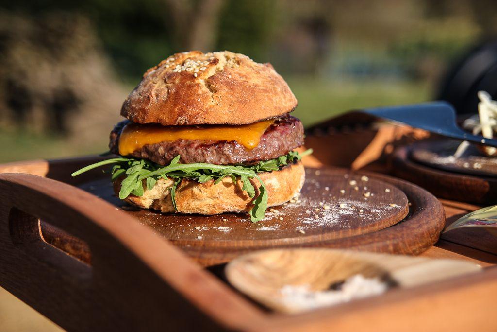 Weber Outdoor Küche Otto : Bison burger grillen weber otto gourmet burgers hot dogs