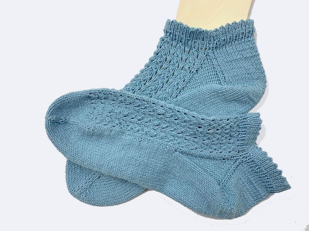 Photo of #GretaSocks – Zwei Socken gleichzeitig stricken