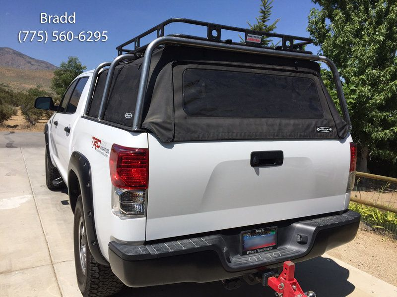 Bed Rack Over Soft Top Overland Truck Truck Bed Tacoma Bed Rack