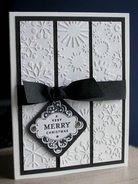 31 Best DIY Christmas Cards