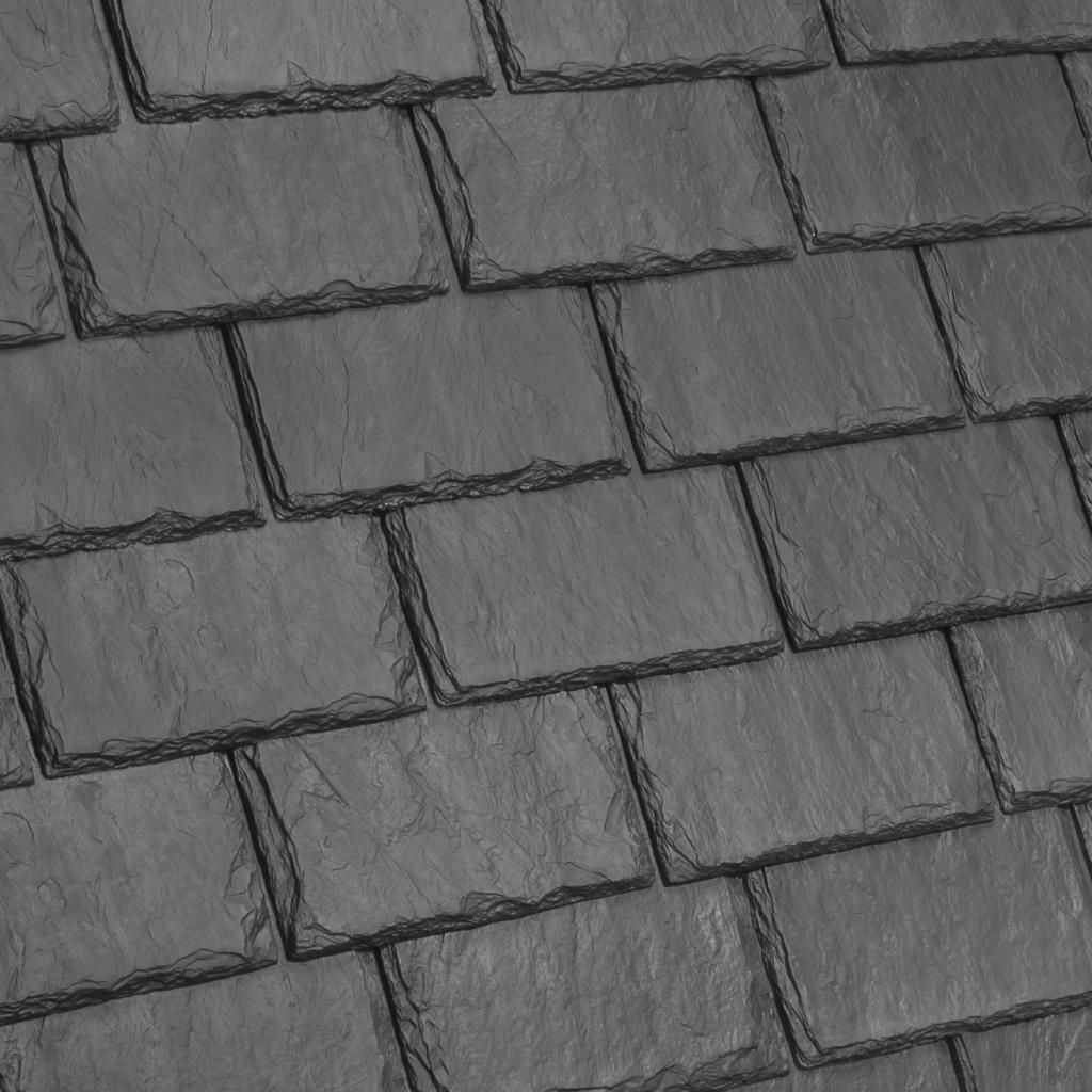 Sneak Peek At Davinci Roofscapes On Upcoming Commercial Projects Davinci Roofscapes Slate Roof Tiles Synthetic Slate Roofing Synthetic Slate