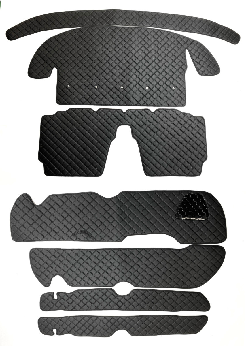 Carbonmiata Interior Quilted Set 7 Pieces Kit For Nb Mazda Miata Mx 5 Topmiata Miata Mazda Mazda Miata