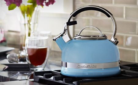 Kettle From Kitchenaid Pretty In Blue
