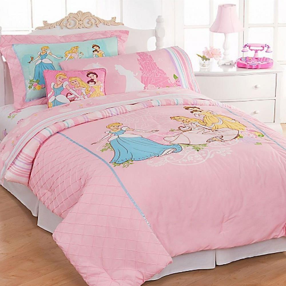 Disney Princess Twin Bedding Set Disney Princess Bedding