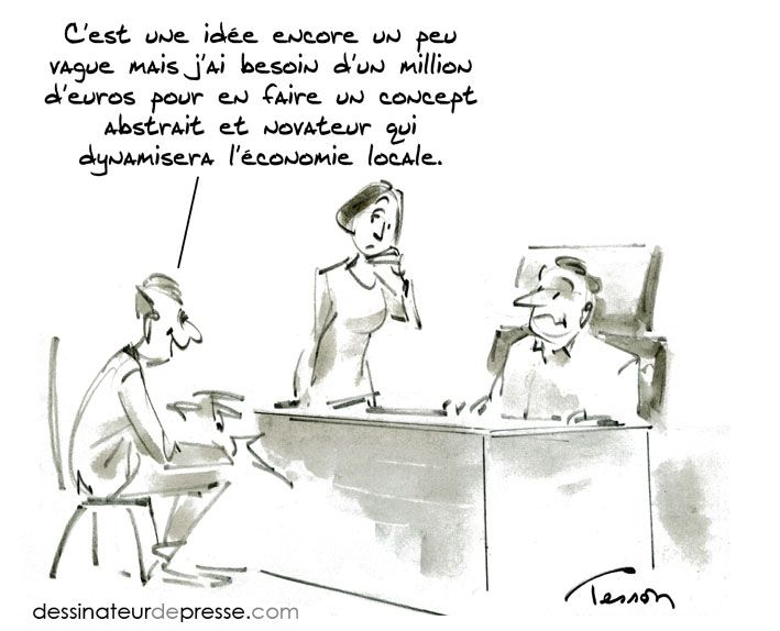 Souvent innovation dessin humoristique | Management cartoons | Pinterest  CU92
