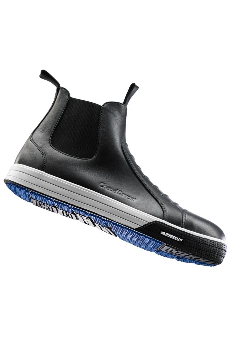 Zapatos de cocina GT1pro Magister estilo botín negros de