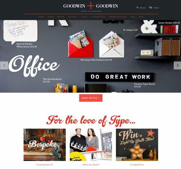 15 E commerce Website Design for Your Inspiration | Web design ...