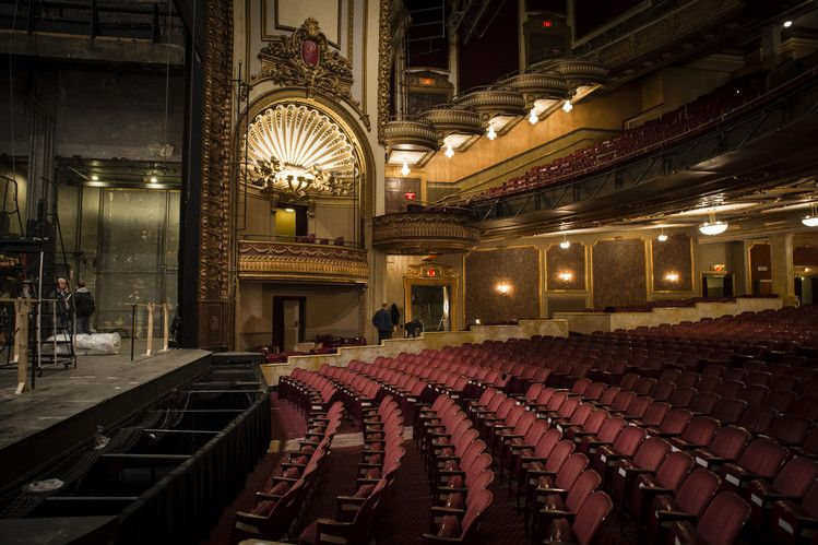 Pin By Levi Kelley On Theaters Palace Theater New York Theatrical Palace Haunting