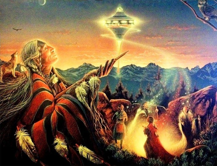 This Native Tribe Is In Contact with Aliens Eb4b8f7b611a8541f53bc340b0f74857