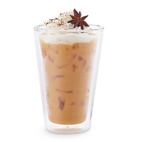 Republic Chai Caramel Latte