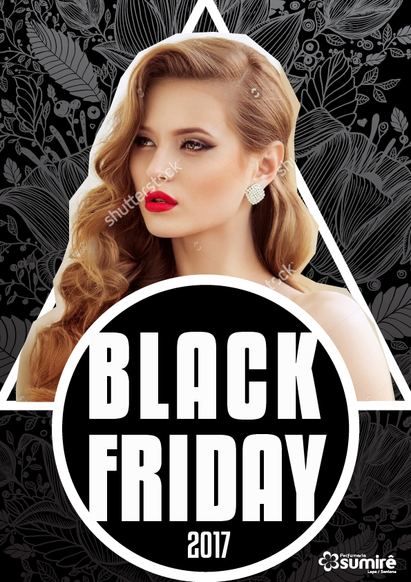 Layout Triângulo - Black Friday Cliente: Sumire Lapa