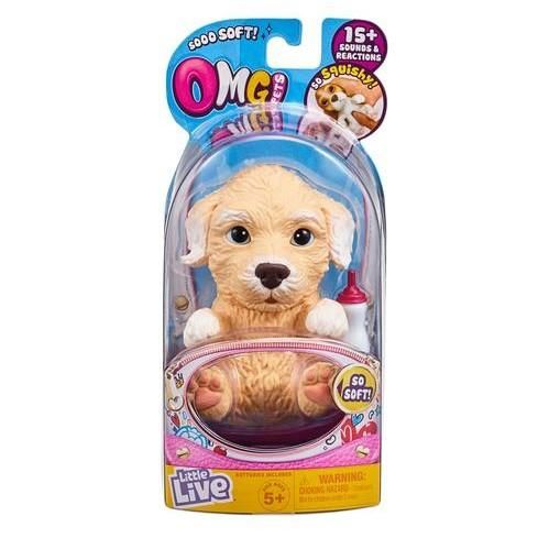 Little Live Pets OMG Single Pack S1 Poodle Toy