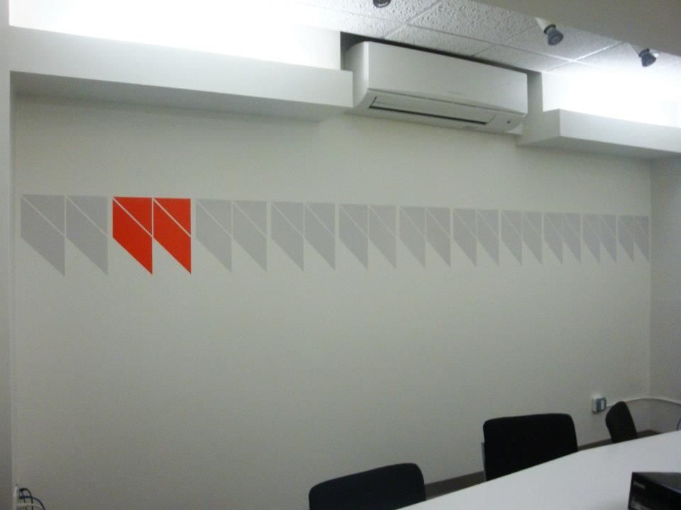 Custom Die Cut Graphics NYC Custom Vinyl Sign NYC We - Custom die cut vinyl wall decals
