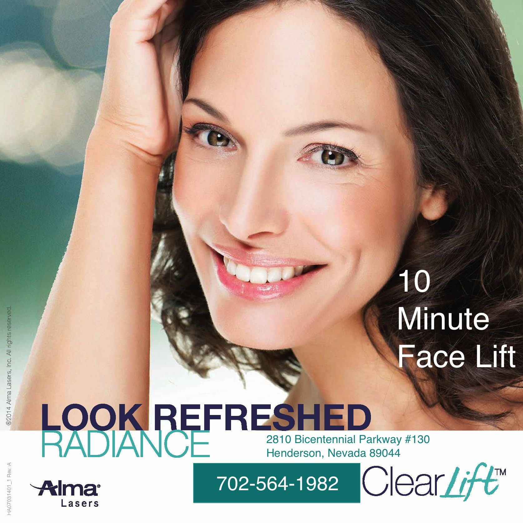 Secret Body Henderson has ClearLift for the holidays! We