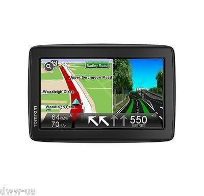 nice TOMTOM Via 225 Car GPS System Navigator 5 South East Asia Maps