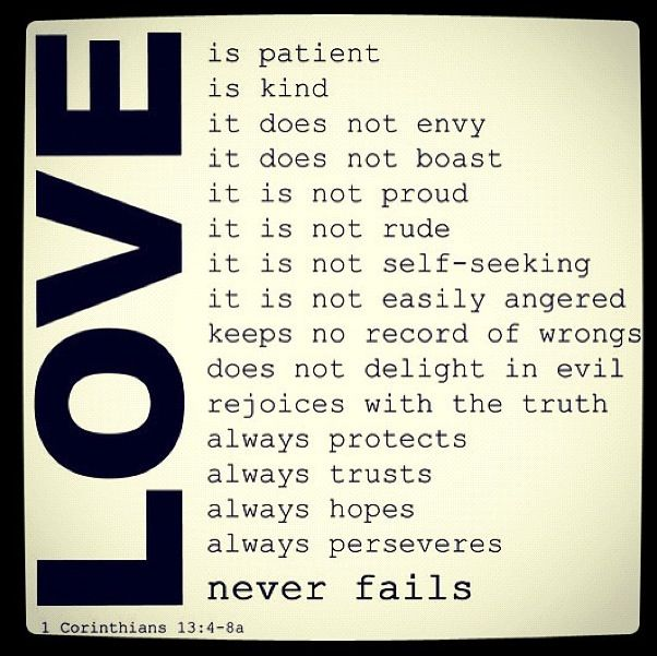 biblical definition of love Most times, the greek words for love used in the bible are simply translated love but in the greek text they mean different things when this happens, unfortunately the true deeper meaning of the word is lost in the weak translation.