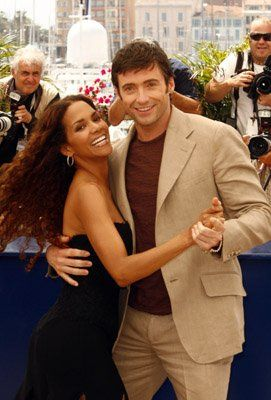 Hugh Jackman & Halle Berry @ an event of X-men The last stand