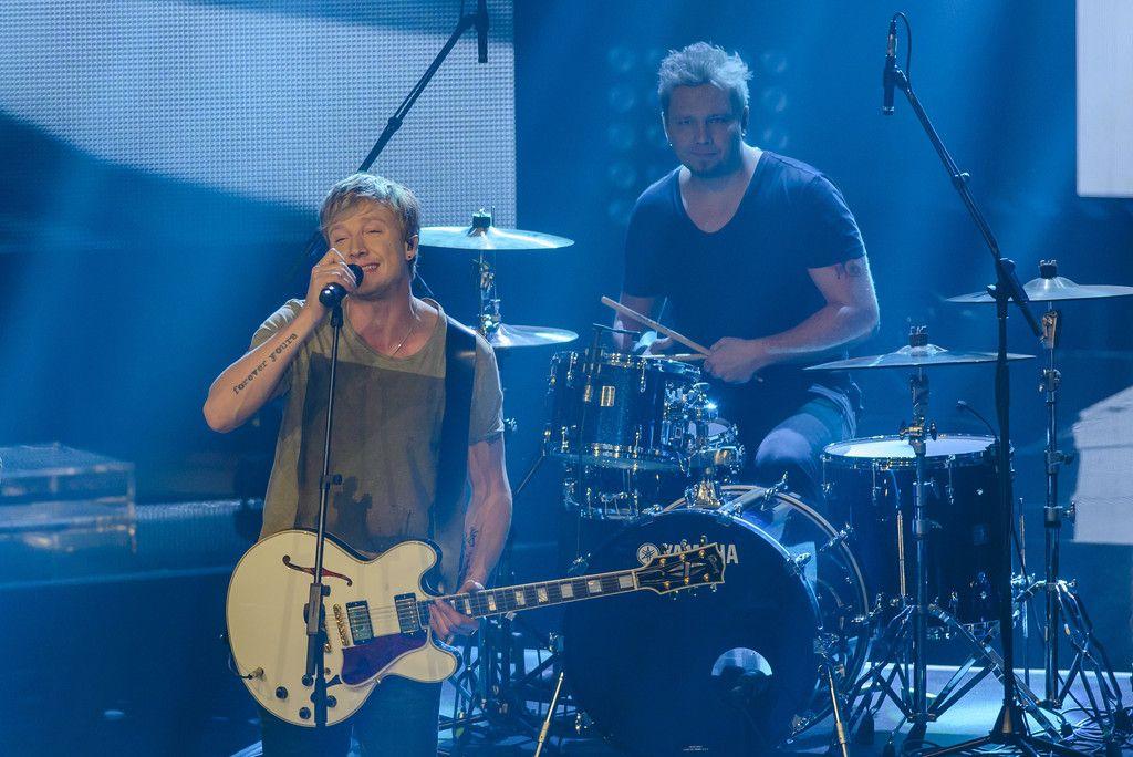 Samu Haber Photos Photos The Voice Of Germany 1st Live Show Concert Guys Photo