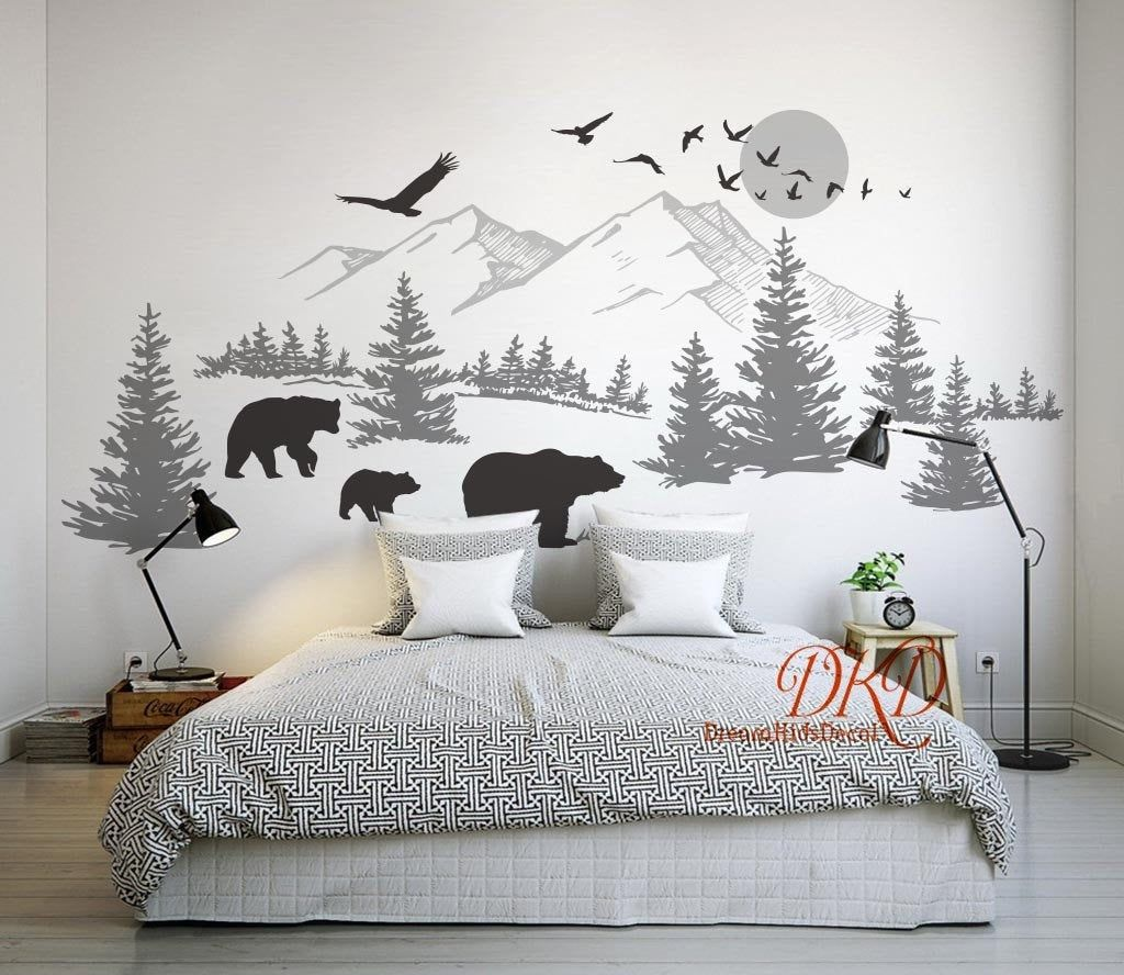 Pin By Brianna Roybal On Paintings In 2020 Wall Stickers