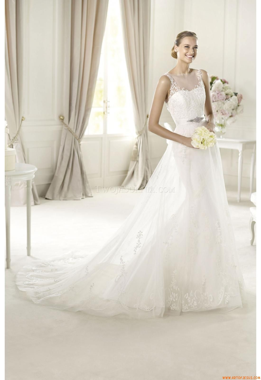 Wedding dresses pronovias utial short wedding dresses