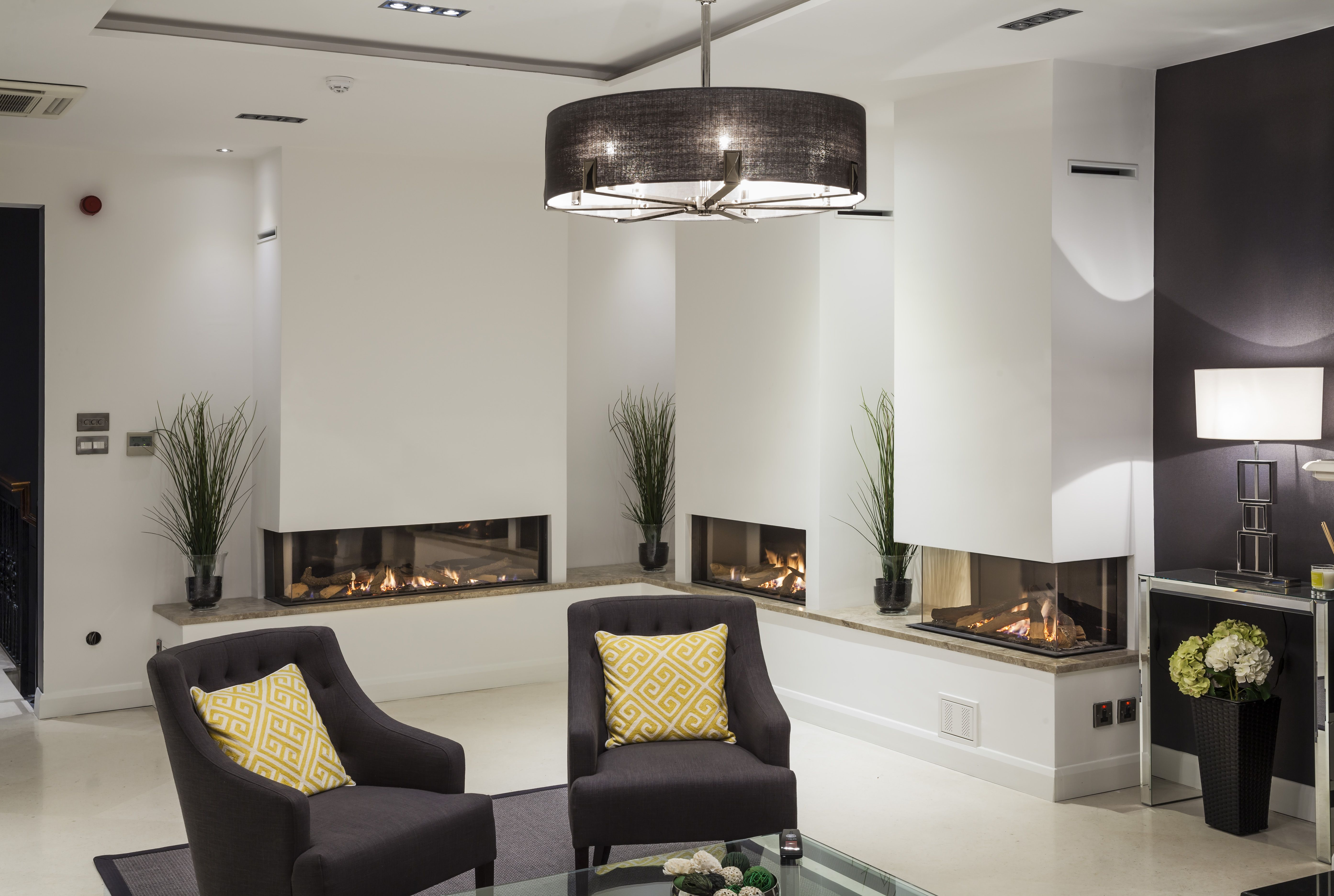 Wanders Gas fires display Home decor, Furniture, Home