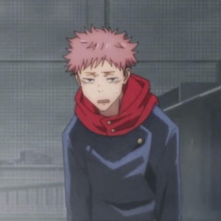 Yuji Itadori Jujutsu Anime Slayer Anime